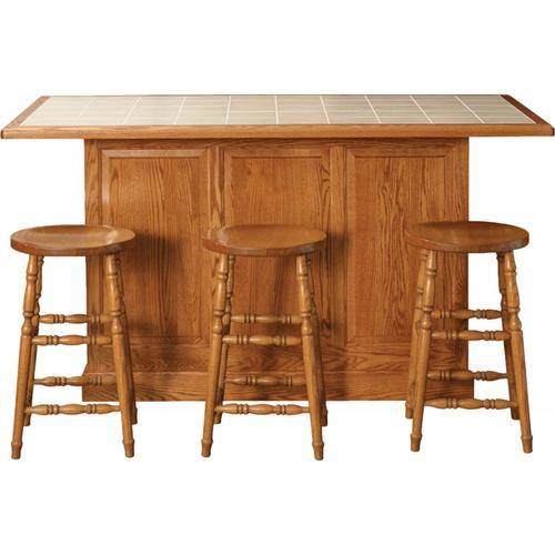 Amish Craftsman - Enclosed Island