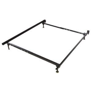 21G Twin/Full/Twin XL Premium Metal Bed Frame