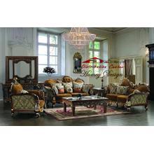 Homey Desing HD260 Living room set Houston Texas USA Aztec Furniture