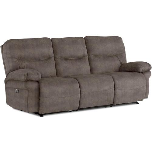 Best Home Furnishings - LEYA SOFA Reclining Sofa - Elk