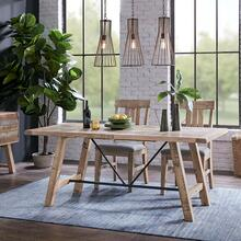 Sonoma Dining Table and 6 chairs