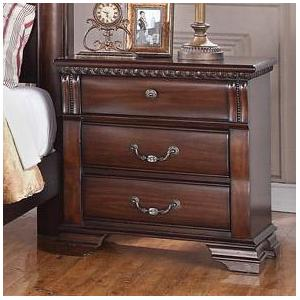 AUSTIN GROUP 527-20NS Isabella Night Stand