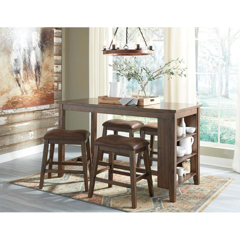 View Product - Chaleny 5 Piece Dining Room Set