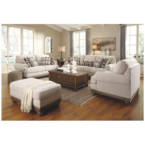 ASHLEY 1510438S Harleson Wheat Sofa
