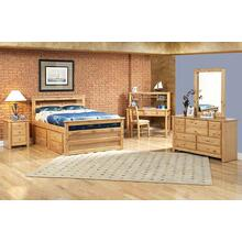 Laguna Full Panel Bed