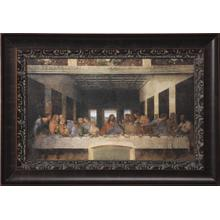 Horizontal Last Supper Wall Art