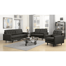 Kesson Sofa and Love Seat