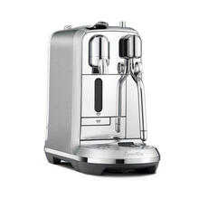 Breville Nespresso Creatista Plus Espresso Machine, Brushed Stainless Steel