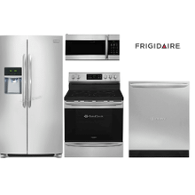 Frigidaire Gallery package with 33'' Refrigerator