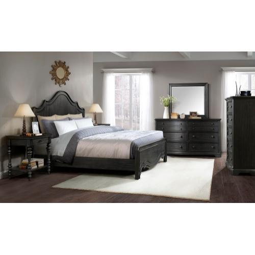 Corinne 6pc King Bedroom