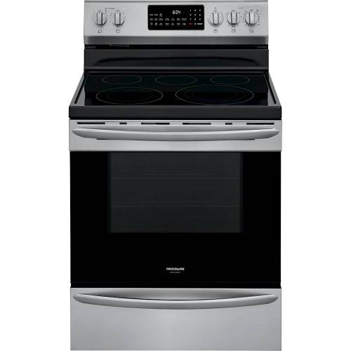 Frigidaire Gallery 4 Piece Stainless Steel Electric Kitchen Suite
