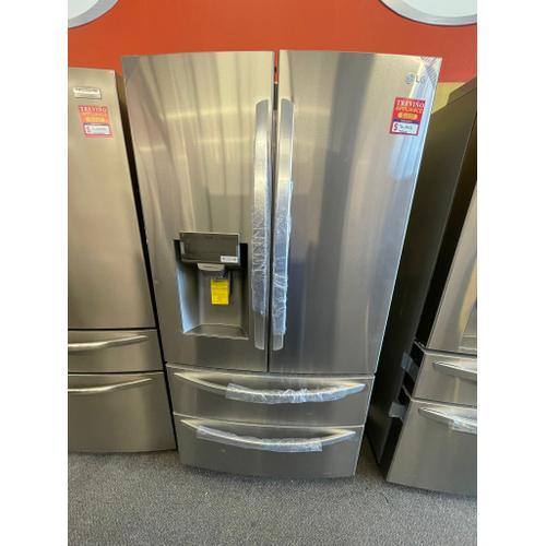 Treviño Appliance - LG Stainless Steel French 4 Door Refrigerator
