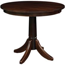 Brookfield Amish Custom Pub Height/BarHeight Table