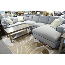 3 Piece Sectional - Loveseat, Chaise and Sofa