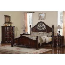 Queen Masion Bed
