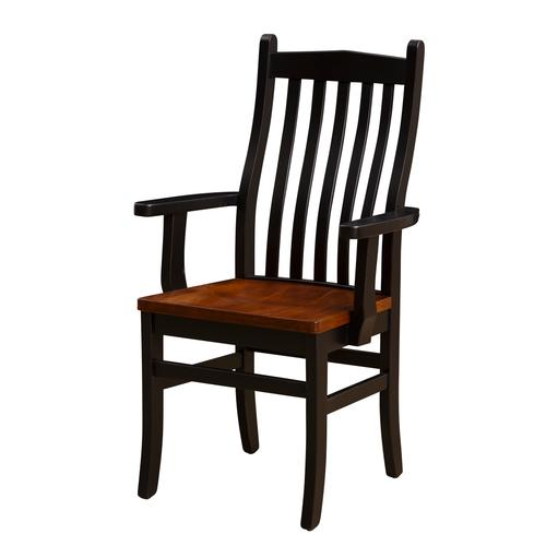 Country Value Woodworks - Lincoln Arm Chair