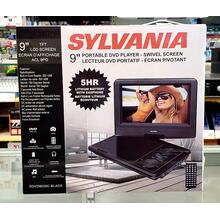 Portable DVD Player Swivel Screen