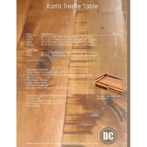 Karla Table