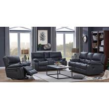 Florence Gray 3pc set (Sofa, loveseat and chair)