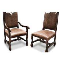 Montecristo Hair on Hide Chairs