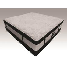 King Pillow Top Mattress - Sterling Manor Euro - Pillow Top
