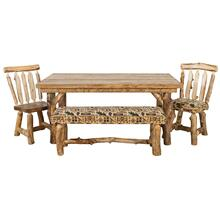 A268 5.5' Rectangular Dining Table