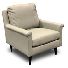 See Details - Dacey Genuine Leather Club Chair