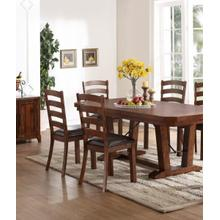 Lanesboro Dining Table and 4 Chairs