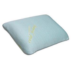 lce Silk Memory Foam Ventilated Pillow