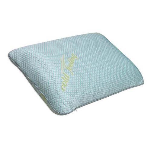 Gallery - lce Silk Memory Foam Ventilated Pillow