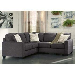 See Details - Alenya Sectional Charcoal Right