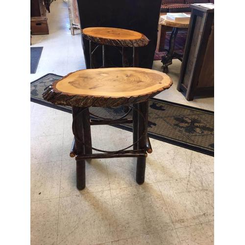 Cozy Creations Collection - Balm-O-Gilead And Hickory End Table