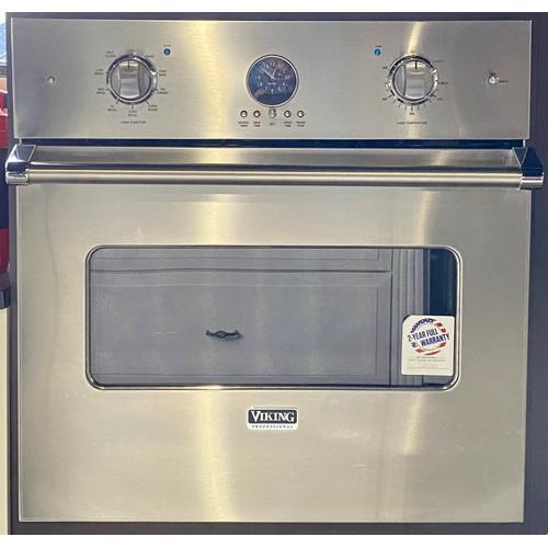 """Viking VESO5302SS     30"""" Electric Single Premiere Oven"""