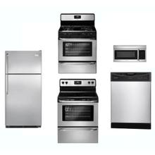 FRIGIDAIRE STAINLESS KITCHEN PACKAGE