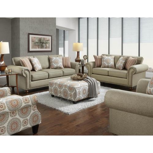 Turino Sisal Sofa & Loveseat