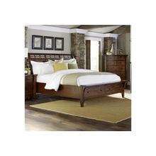 See Details - SOLID MANGO QUEEN STORAGE BED