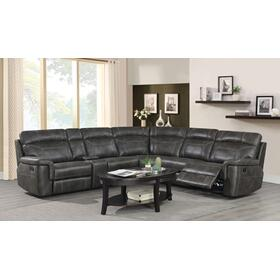 KLAUSSNER SILAS RECLINING SECTIONAL
