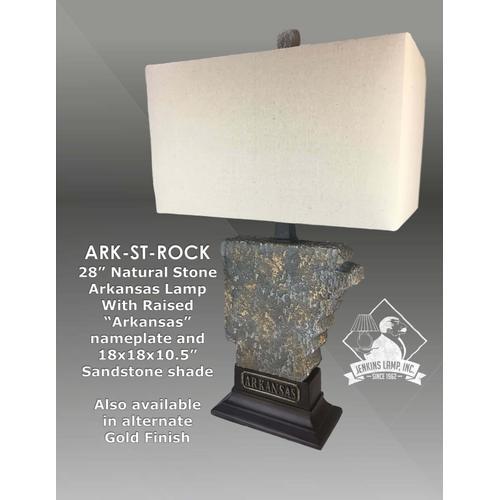 Arkansas Lamp