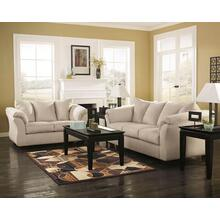 Darcy- Stone Sofa and Loveseat