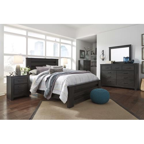 Ashley Furniture - Ashley Furniture B249 Brinxton - Black Bedroom set Houston Texas USA.