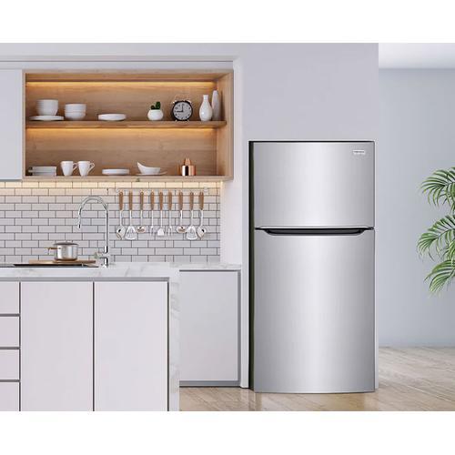 Frigidaire - Frigidaire Gallery 20.0 Cu. Ft. Top Freezer Refrigerator