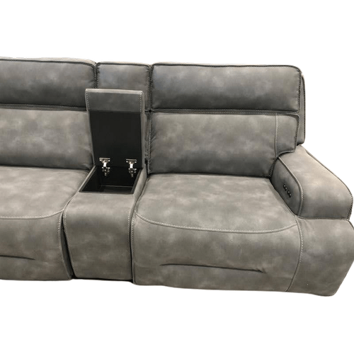 Cheers Brand - Fabric Power Sectional