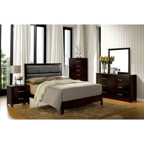Janine 4Pc Full Bed Set