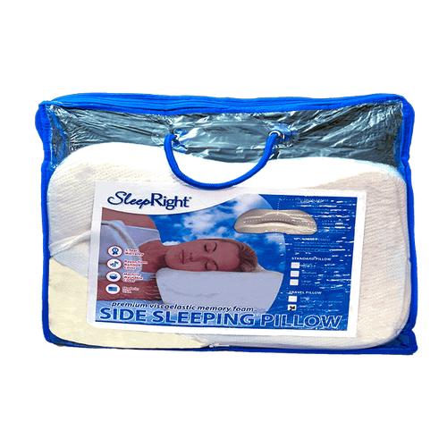 Sleepright - Side Sleeper Pillow - Travel