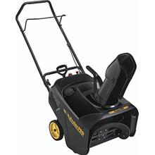 Poulan Pro Single Stage Snow Blower