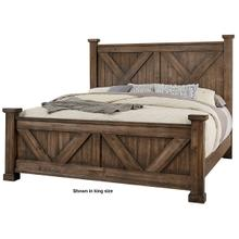 Artisan & Post Cool Rustic 3-Piece Queen Size Bed