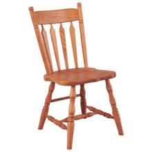 Plain Back Side Chair