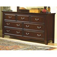 Drayton Hall 7 Drawer Dresser