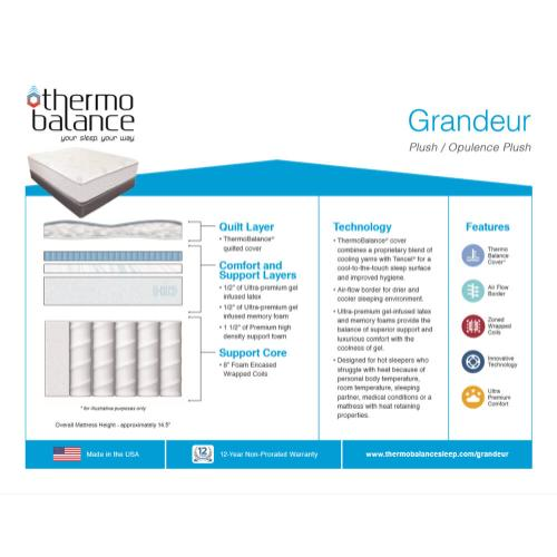 Thermo Balance - Grandeur - Plush