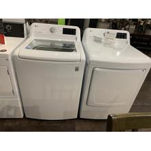 LG 4.5 CF Washer and 7.3 CF Dryer